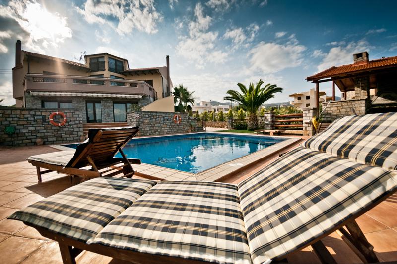 Location Villa Agios Crete